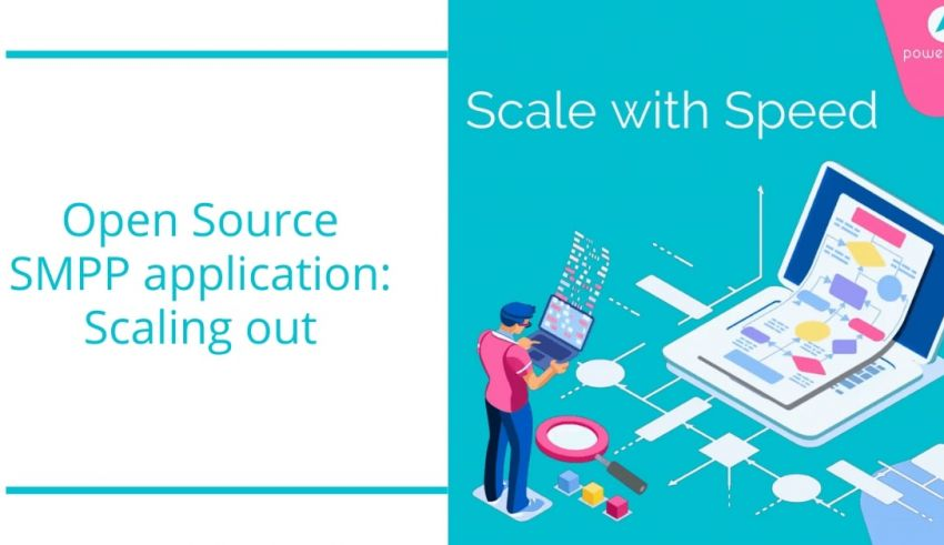 Open-Source-SMPP-application-Scaling-out